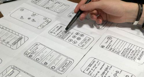 UX Design Start-ups Greenflow